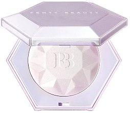 Духи, Парфюмерия, косметика Хайлайтер компактный - Fenty Beauty By Rihanna Diamond Bomb II All-over Diamond Veil