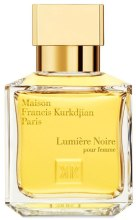 Духи, Парфюмерия, косметика Maison Francis Kurkdjian Lumiere Noire Pour Femme (TRY) - Парфюмированная вода