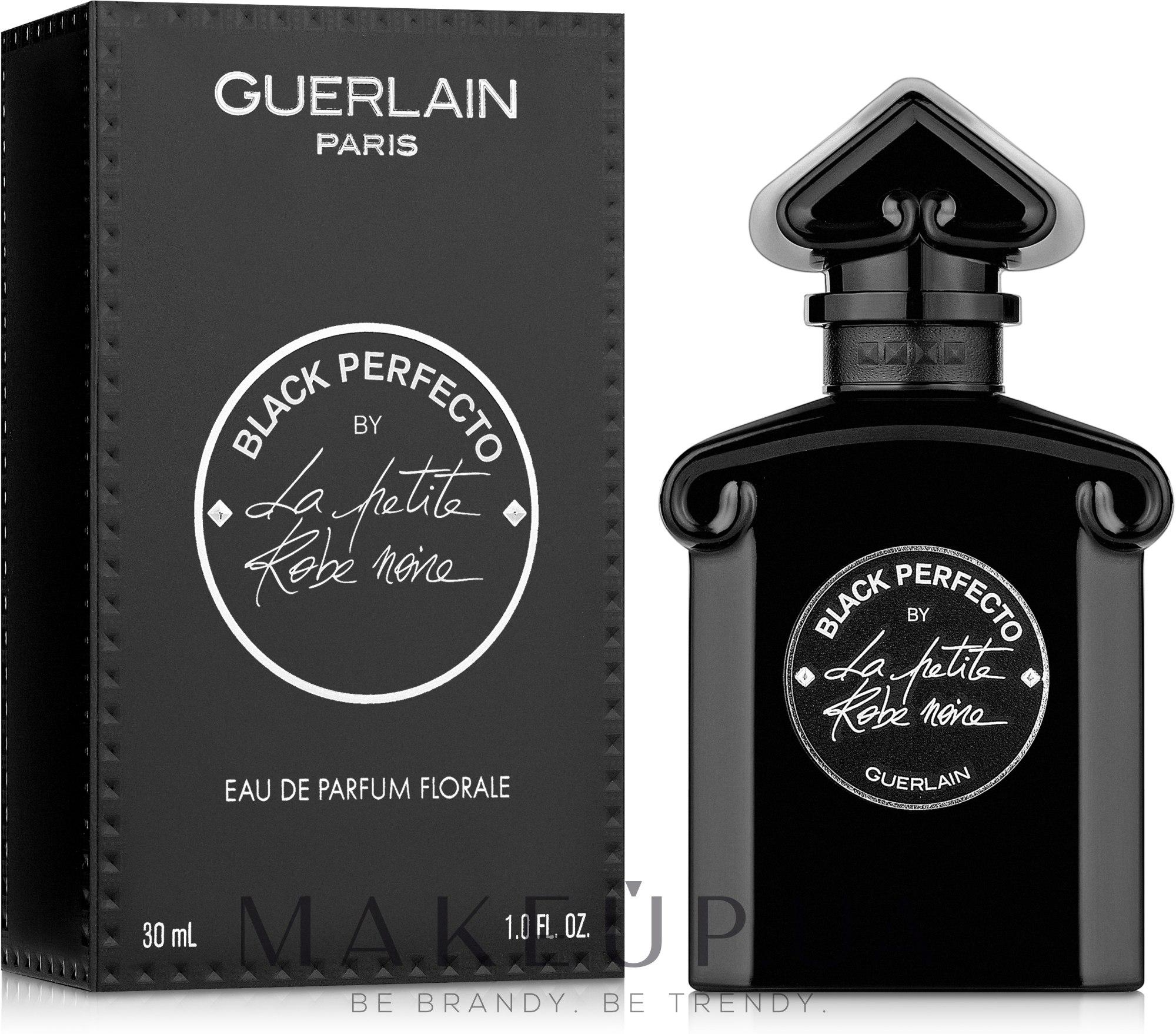 Guerlain La Petite Robe Noire Black Perfecto - Парфюмированная вода — фото 30ml