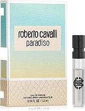 Духи, Парфюмерия, косметика Roberto Cavalli Paradiso - Парфюмированная вода (пробник)