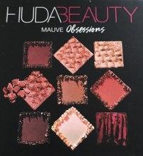 Духи, Парфюмерия, косметика Палетка теней - Huda Beauty Mauve Obsessions