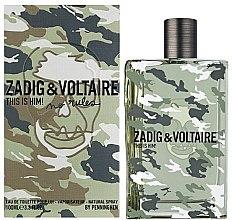 Духи, Парфюмерия, косметика Zadig & Voltaire This Is Him No Rules Capsule - Туалетная вода