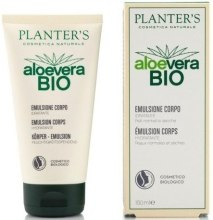Духи, Парфюмерия, косметика Лосьон для тела - Planter's Aloe Vera BIO Emulsione Corpo