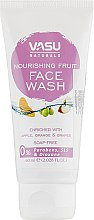 Духи, Парфюмерия, косметика Питательный гель для умывания с фруктами - Vasu Nourishing Fruit Face Wash