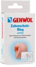Духи, Парфюмерия, косметика Кольца для пальцев защитные (2 размер) - Gehwol Zehenschutz-ring