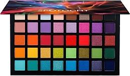 Духи, Парфюмерия, косметика Палетка теней для век, 40 оттенков - Ucanbe Spotlight Eyeshadow Palette