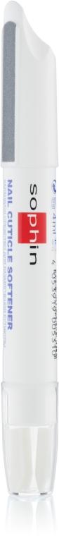Карандаш-средство для размягчения кутикулы - Sophin Nail Cuticle Softener — фото N1