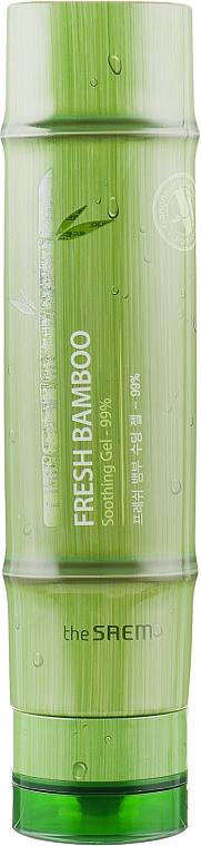Гель для тела с экстрактом бамбука 99%, успокаивающий - The Saem Fresh Bamboo Soothing Gel 99%