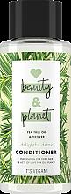 """Духи, Парфюмерия, косметика Кондиционер для волос """"Восхитительный Детокс"""" - Love Beauty&Planet Delightful Detox Conditioner"""