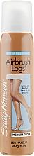 Духи, Парфюмерия, косметика Тональный спрей для ног - Sally Hansen Airbrush Legs Medium Glow