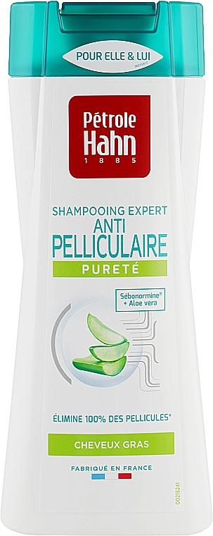 Шампунь от перхоти для жирных волос - Eugene Perma Petrole Shampooing Expert Antipelliculaire Purete