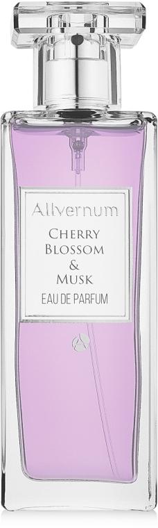 Allvernum Cherry Blossom & Musk - Парфюмированная вода