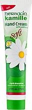 Духи, Парфюмерия, косметика Нежный крем для рук - Herbacin Kamille Hand Cream Soft
