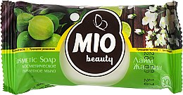 "Духи, Парфюмерия, косметика Мыло ""Лайм и жасмин"" - Мыловаренные традиции Mio Beauty"