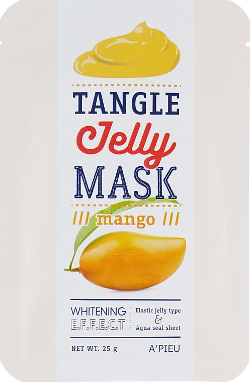 "Маска для лица ""Манго"" - A'pieu Tangle Jelly"