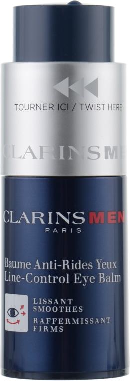 Антивозрастной бальзам - Clarins Men Line-Control Eye Balm