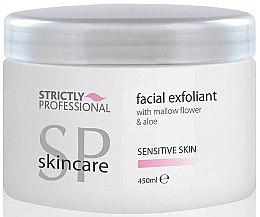 Духи, Парфюмерия, косметика Эксфолиант для чувствительной кожи - Strictly Professional SP Skincare Facial Exfoliant