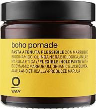 Віск гнучкої фіксації для волосся - Rolland Oway Bio-Rich Water — фото N1