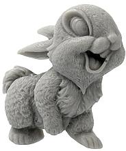 """Духи, Парфюмерия, косметика Мыло натуральное """"Улыбающейся кролик"""", серый - LaQ Happy Soaps"""