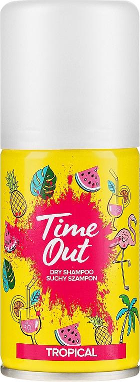 Сухой шампунь для волос - Time Out Dry Shampoo Tropical