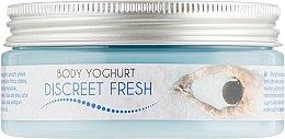 "Духи, Парфюмерия, косметика Йогурт для тела ""Discreet Fresh"" - Ceano Cosmetics Body Yoghurt"