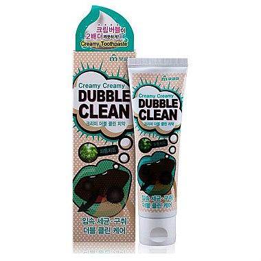 Зубная паста кремовая с очищающими пузырьками и фитонцидами - Mukunghwa Xylitol Pro Clinic