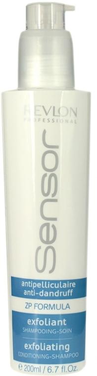 Шампунь-кондиционер против перхоти - Revlon Professional Sensor Shampoo Exfoliating