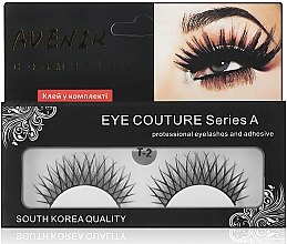 Духи, Парфюмерия, косметика Накладные ресницы - Avenir Cosmetics Eye Couture