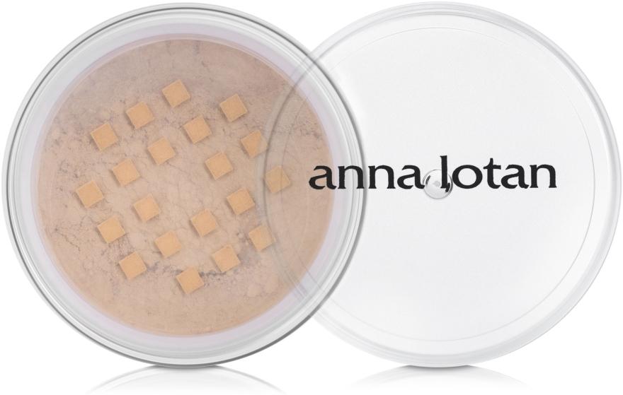 "Пудра ""Камуфляжная"" - Anna Lotan Concealing Powder Foundation SPF 17"