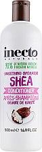 Духи, Парфюмерия, косметика Кондиционер для непослушных волос с маслом ши - Inecto Naturals Shea Conditioner