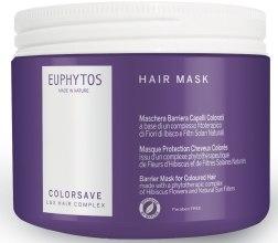 Духи, Парфюмерия, косметика Маска для сохранения цвета окрашенных волос - Euphytos Colorsave Hair Mask