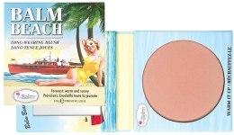 Духи, Парфюмерия, косметика Румяна-бронзер - theBalm Bronzer Balm Beach