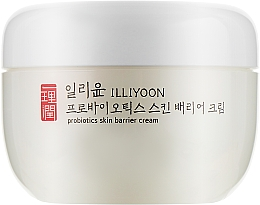 Духи, Парфюмерия, косметика Успокаивающий крем с пробиотиками - Illiyoon Probiotics Skin Barrier Cream
