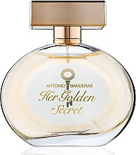 Antonio Banderas Her Golden Secret - Туалетная вода — фото N4