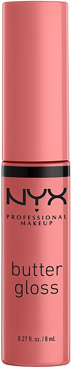Блеск для губ - NYX Professional Makeup Butter Gloss