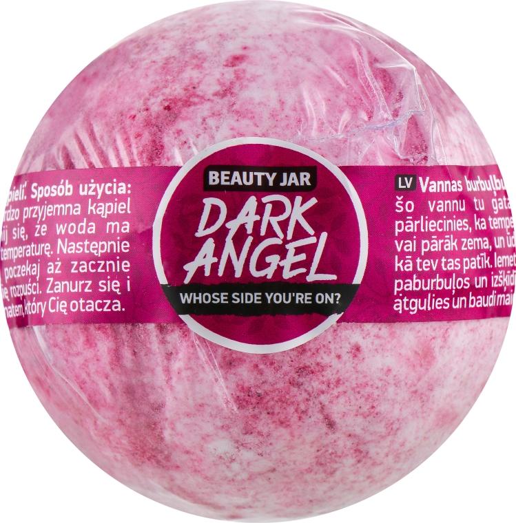 "Бомбочка для ванны ""Dark Angel"" - Beauty Jar Whose Side You're on? Bath Bomb"
