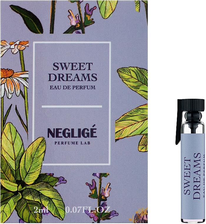 Neglige Sweet Dreams - Парфюмированная вода (пробник)