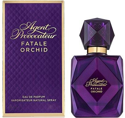 Agent Provocateur Fatale Orchid - Парфюмированная вода (тестер с крышечкой) — фото N2