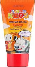 Духи, Парфюмерия, косметика Зубная паста для детей «Яблоко» - Faberlic Techno Kids