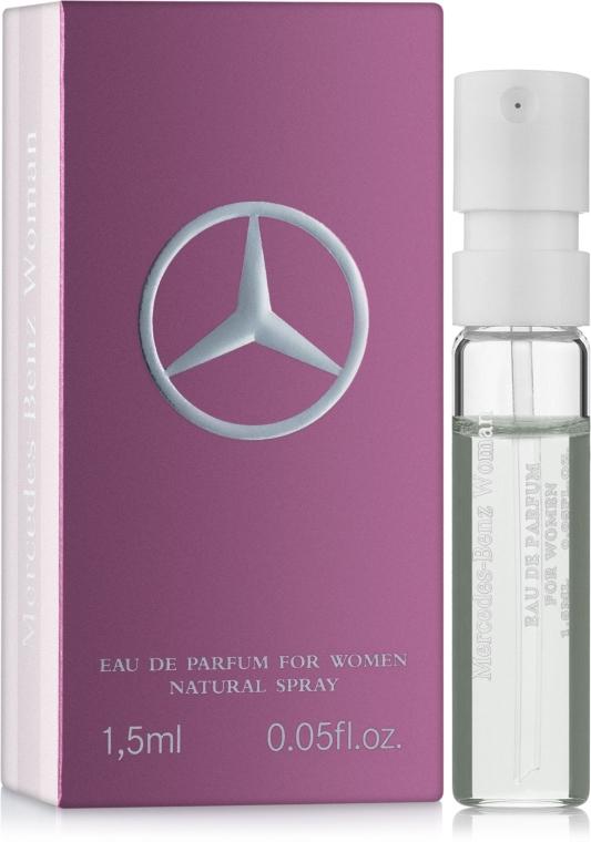 Mercedes-Benz For Women - Парфюмированная вода (пробник)