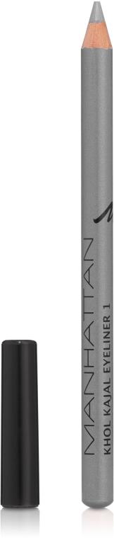 Карандаш для глаз - Manhattan Khol Kajal Eye Liner Pencil