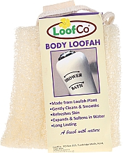 Духи, Парфюмерия, косметика Натуральная губка для тела - LoofCo Body Loofah