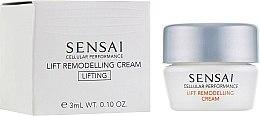 Духи, Парфюмерия, косметика Подтягивающий моделирующий крем - Kanebo Sensai Cellular Performance Lift Remodelling Cream (пробник)