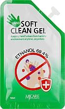 Духи, Парфюмерия, косметика Антибактерильный гель для рук - Mijin Hand Soft Clean Gel