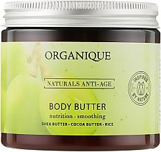 Духи, Парфюмерия, косметика Антивозрастное восстанавливающее масло для тела - Organique Naturals Anti-Aging Body Butter