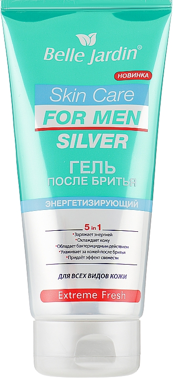 Гель после бритья - Belle Jardin For Men Extreme Fresh