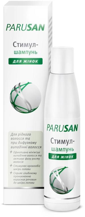 Стимул-шампунь для редких волос и при диффузном выпадении волос - Parusan Stimulator Shampoo