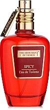 Духи, Парфюмерия, косметика The Merchant Of Venice Spicy - Туалетная вода (тестер)