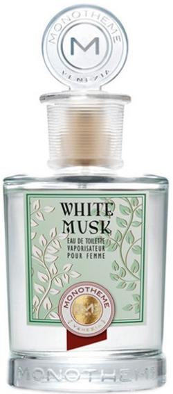 Monotheme White Musk - Туалетная вода (тестер без крышечки)