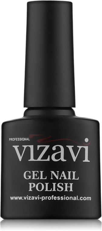 Гель-лак для ногтей - Vizavi Professional Gel Nail Polish